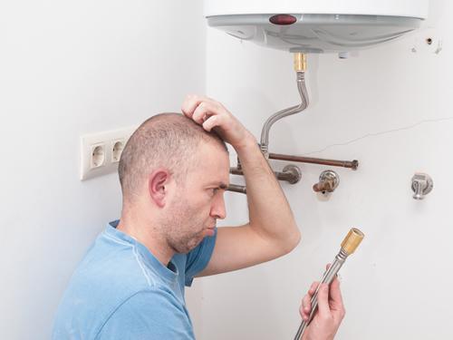 diy install water heater